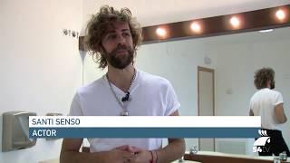 DÍA INTERNACIONAL DEL TEATRO con Santi Senso