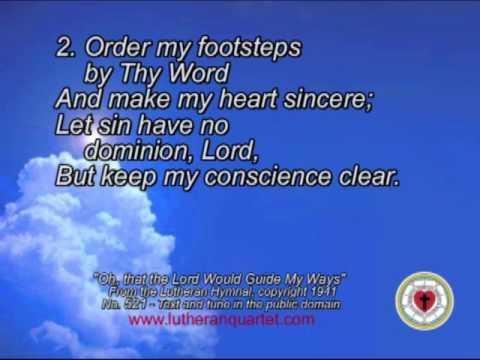 Hymn: Thy way, not mine, O Lord - hymnal.net: Christian ...