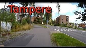 Tampere Kalkku -Tesoma 4K video