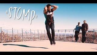 Kirk Franklin - Stomp (Dance Video) | quintonakeem. Mp3