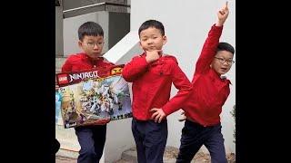 [2019 Happy Birthday]The Triplets Daehan/Minguk/Manse 可愛三胞胎 宋大韓/民國/萬歲 2019生日特集The Return of Superman