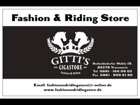 Bild: Reitsportzubehör - Fashion & Riding by Gitti's Gigastore - alles was das Reiterherz begehrt!