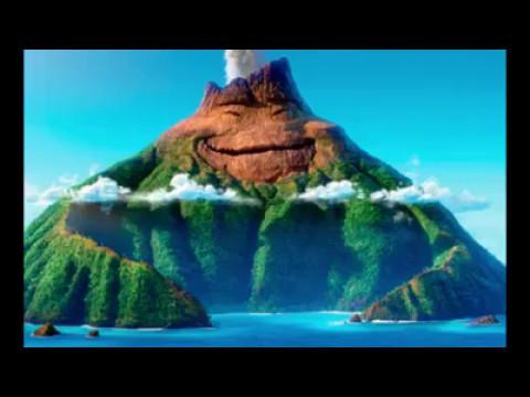 canción del volcán