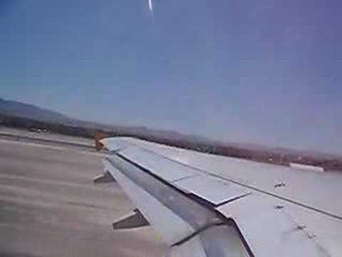Decolagem - Las Vegas take off