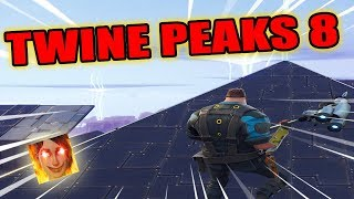 DEFESA DE TWINE PEAKS 8 NO FORTNITE SALVE O MUNDO