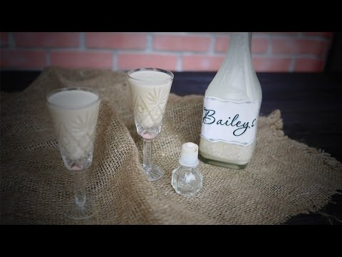 Домашний Бейлиз - рецепт ликера, по вкусу не уступающего оригиналу