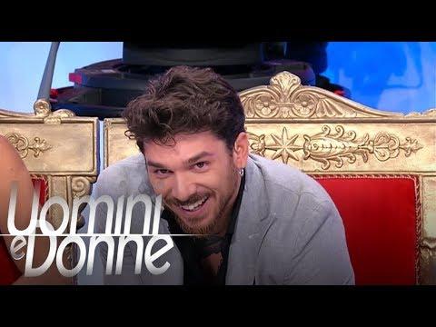 Uomini e Donne, Trono Classico - Andrea Cerioli entra in studio!