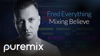 """Fred Everything Mixing """"Believe"""" Ft. Kathy Diamond [Trailer]"""