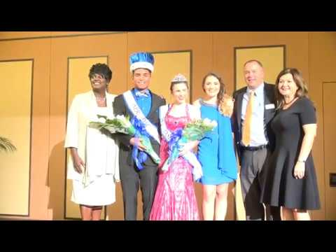 And the winner is... Mr. and Ms. Daytona State College 2016