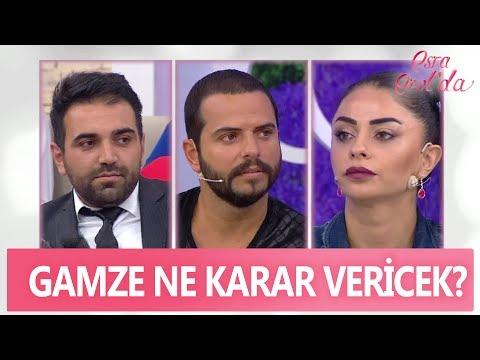 """Sercan: """" Beni buraya sizin kavganız getirdi!"""" - Esra Erol'da 25 Mayıs 2017"""