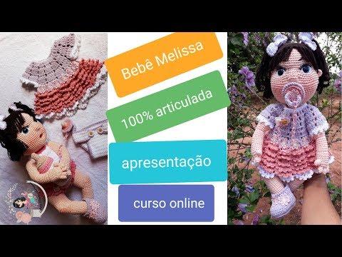 Muñeca Amigurumi Articulada | My crochet doll | Amigurumi, Bonecas ... | 360x480