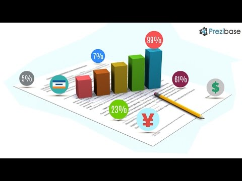 Financial Documents - Prezi Template