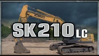 Video still for KOBELCO SK210LC 9 Vs CAT 323FL