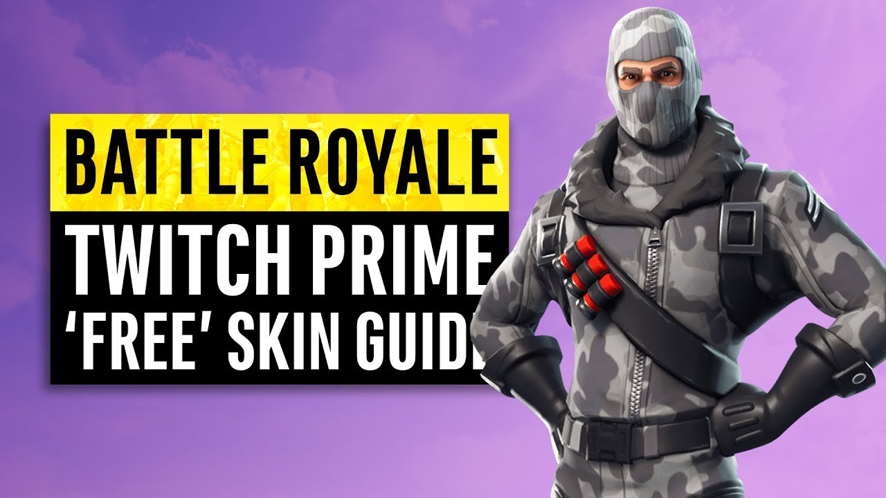 how to get twitch skin for free