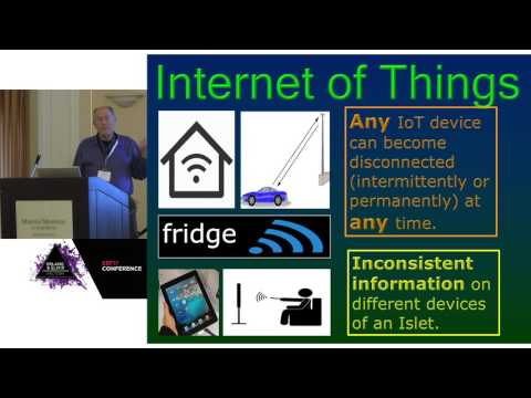 Concurrency and Strong Types for IoT - Carl Hewitt