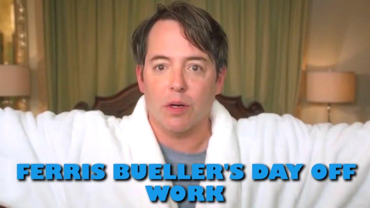 Ferris Buellers Day Off Trailer - YouTube