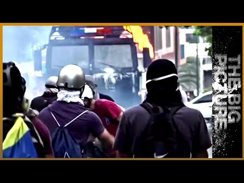 🇻🇪 The Battle for Venezuela | The Big Picture | La batalla por Venezuela