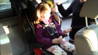 Choosing The Right Booster Seat, Booster Car Seat Options.wmv