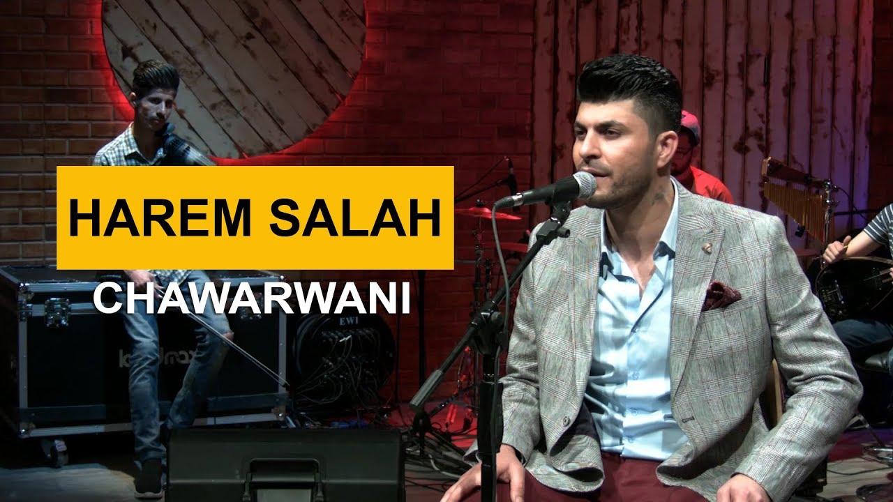 Harem Salah - Chawarwani (Kurdmax Acoustic)