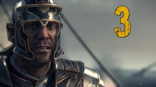 "Ryse: Son of Rome Xbox One Gameplay Walkthrough - Part 3 ""Save The Ships"""