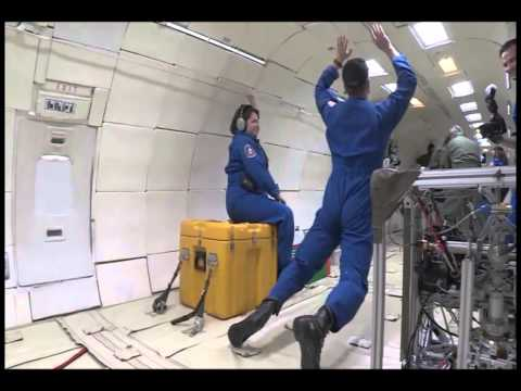 Zero-Gravity Experiments with NASA