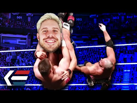 Adam Blampied's 10 Favourite WWE Matches UPDATED