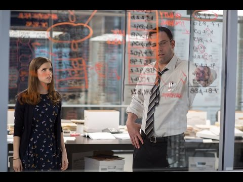 The Accountant - Teaser Trailer Ufficiale Italiano | HD