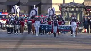 Howard University marching band escorts VP Kamala Harris on Inauguration Day | FOX 5 DC
