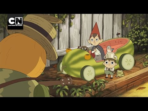 Tome of the Unknown | Over the Garden Wall | Original Shorts | Cartoon Network