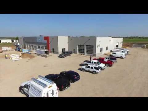 Johnson Ford New Richmond >> Drone Footage Watch Johnson Ford Of New Richmond Be Built