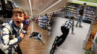 *INSANE* DARES IN GROCERY STORE
