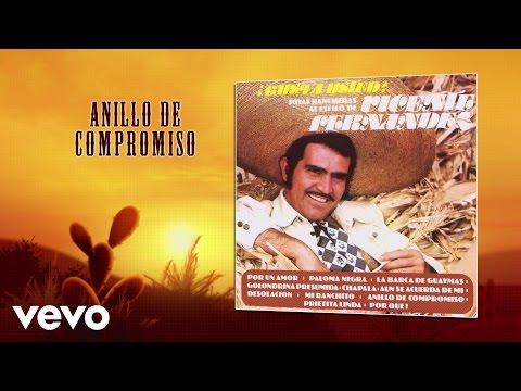 Vicente Fernández - Anillo de Compromiso (Cover Audio)