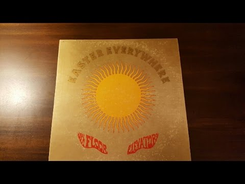 13th Floor Elevators   Easter Everywhere (IALP #5) Vinyl LP (Original  Pressing W Posturos Misprint)