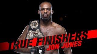 Jon Jones: True Finisher