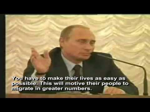 Vladimir Putin comments on Armenian history