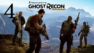 Tom Clancy's Ghost Recon Parte 4 - Historia - Gameplay PC Ultra 1080p 60fps [PS4/Xbox/PC]