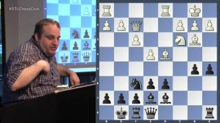 A 2100 vs. Finegold in Atlanta | Kids' Class - GM Ben Finegold