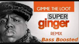Notorious B.I.G. - Gimme The Loot Superginger Dubstep Remix (BASS BOOSTED) HD 1080p