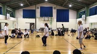 2018夏合宿 2on2バトル Bサークル第6試合 チャンリーゆうみvsうぇいつかりん チャンリー 検索動画 25