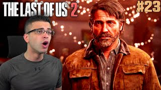 Ellie regrets getting angry at Joel - The Last of Us 2 (Part 23)