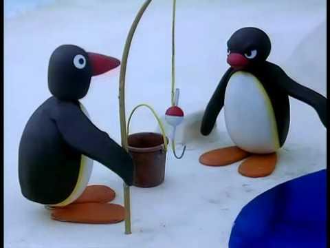 082 Pingu And The Big Fish.avi