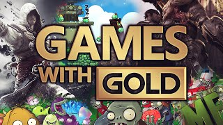 Games With Gold Julio 2015 | MegaFalcon50 | @Xbox 360 - Xbox One