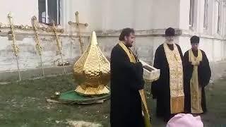 Православные Славяносербки благодарны Александру Пресману