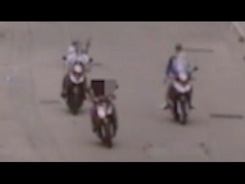 Napoli - Camorra, i sicari del clan sparano tra la folla (24.03.15)