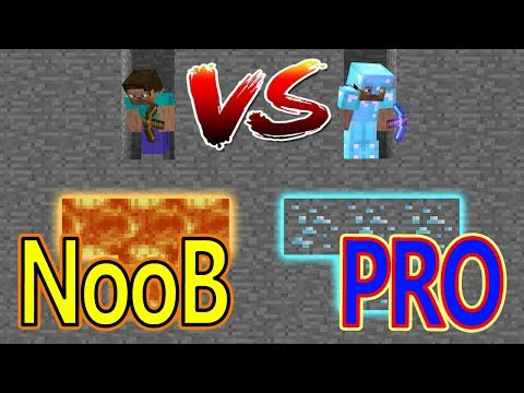 NOOB vs PRO: Minecraft #2