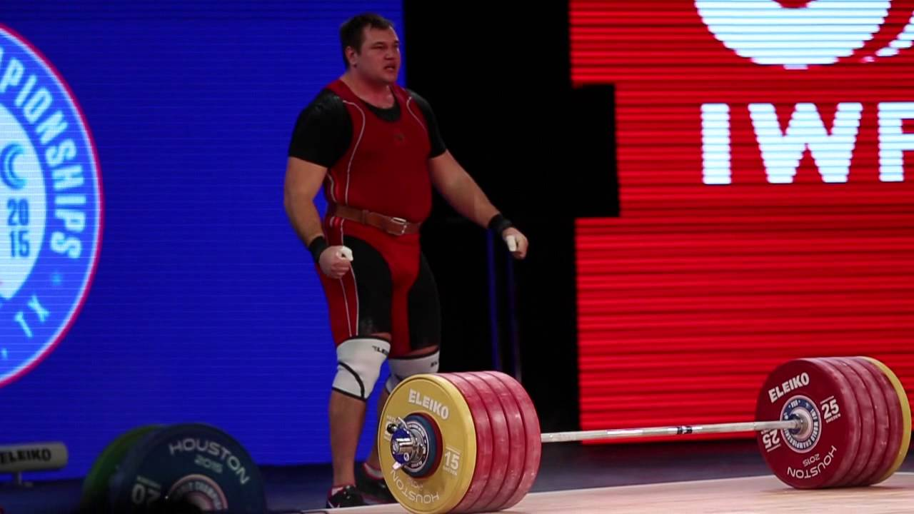 How to break a weightlifting world record recommendations
