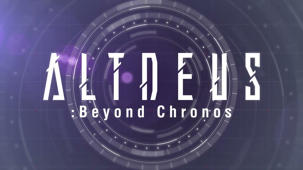ALTDEUS: Beyond Chronos English Voice Cast and Story Trailer