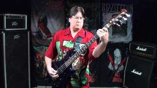Black Sabbath - Lady Evil (HD Bass Cover)