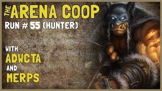 Hearthstone - Arena Coop - Run #55 (Hunter) [Part 1]