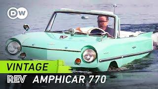 First mass-produced amphibious car | DW English